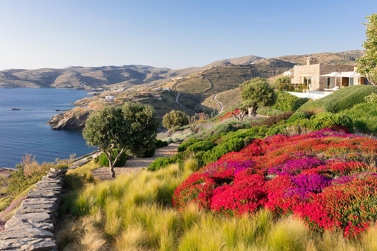 Private Garden Greece